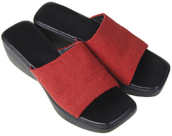 Pair of casual women's shoes