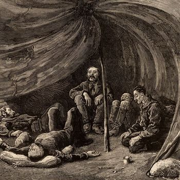 American expedition to the Arctic, 1884