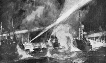 Dogger Bank Incident during Russo-Japanese War