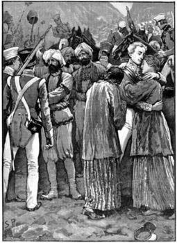 Rescue of British prisoners, First Anglo-Afghan War