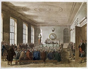 Meeting of the Agricultural Society in London