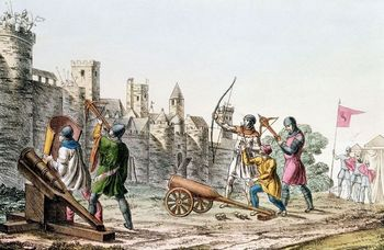 Hundred Years War between France and England