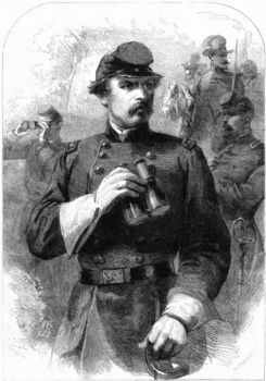 American Civil War Union officer George Brinton McClellan