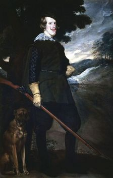 Portrait of King Philip IV by Diego Velsquez
