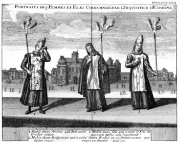Three women condemned by inquisition in Germany