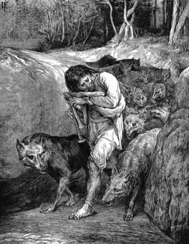 The Wolf-Charmer, 1881