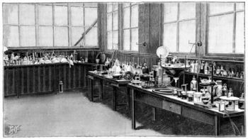 Laboratory of Pierre and Marie Curie