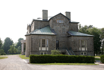 The Old Government House, Fredericton, New Brunswick, Canada