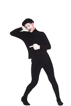 Mime pointing
