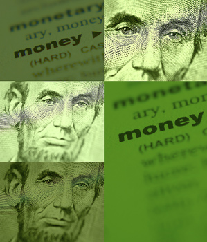 Abraham Lincoln and definition of money