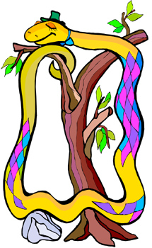 Constrictor Clipart